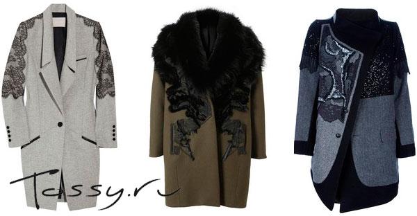 Дорогие женские пальто из натуральных материалов