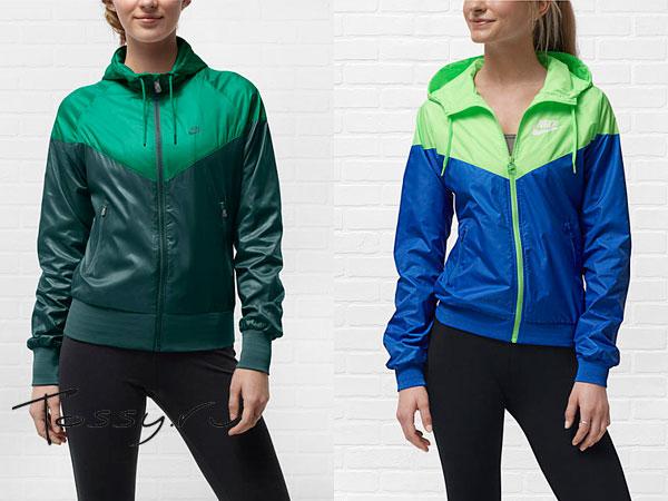 Стильные куртки Nike 2013