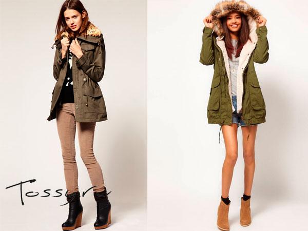 Оригинальные и стильные модели женских курток