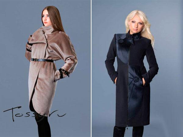 Стильные модели демисезонного пальто