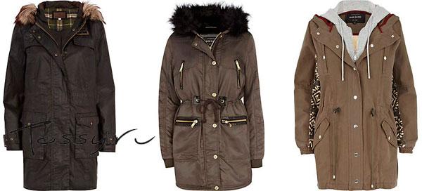 Зимние женские куртки 2014 - 24 лучшие модели