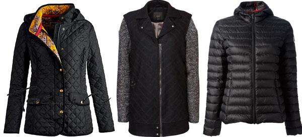 Стильные стеганые куртки 2014
