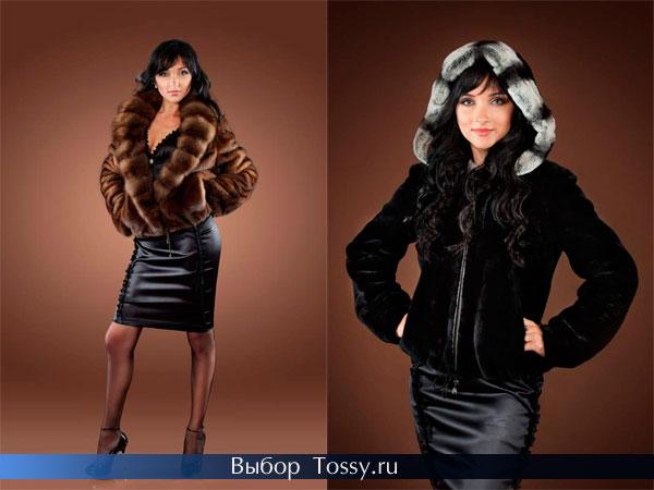 Мода и трендыШубы из мутона картинки