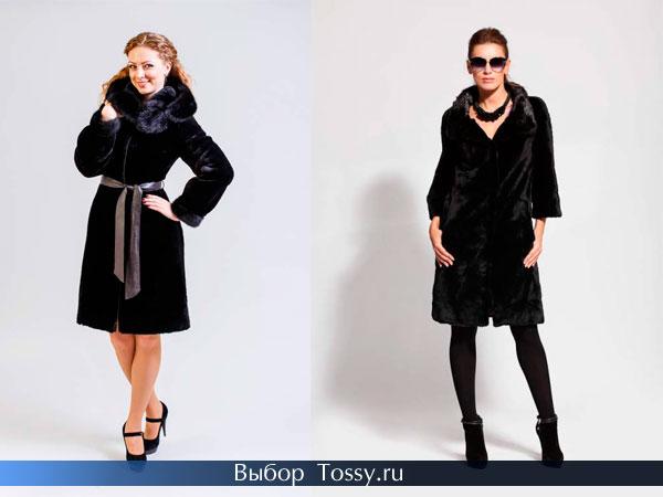 Мода и трендыШубы из мутона