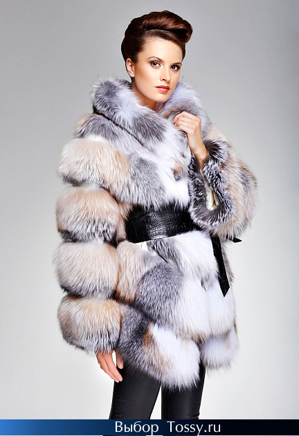 Модные женские шубы 2014