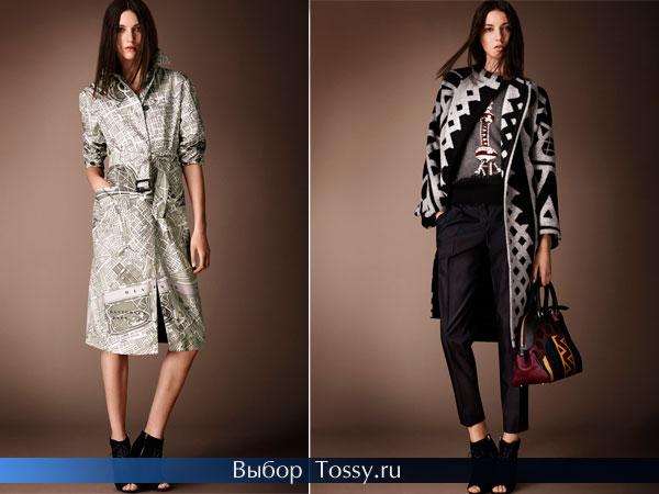 Женские пальто на весну 2014