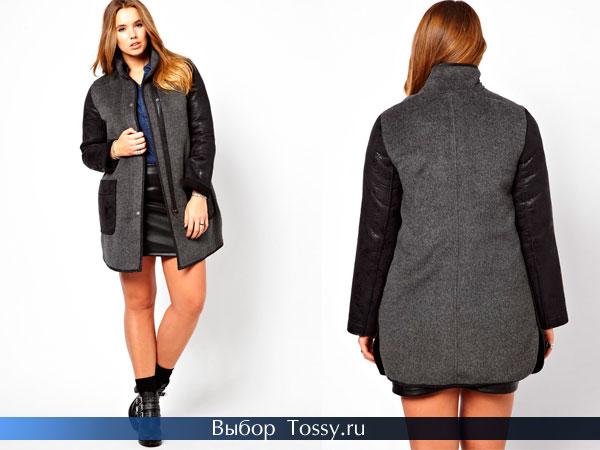 Стильные модели пальто 2014