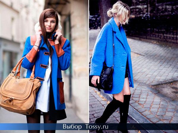 Пальто-дафлкот и пальто-пиджак