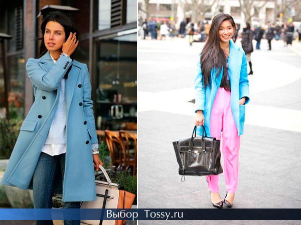 Классическое женское пальто