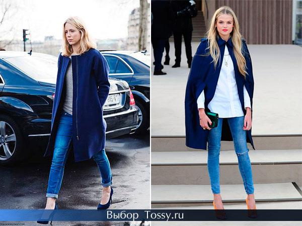 Модные фасоны пальто 2014