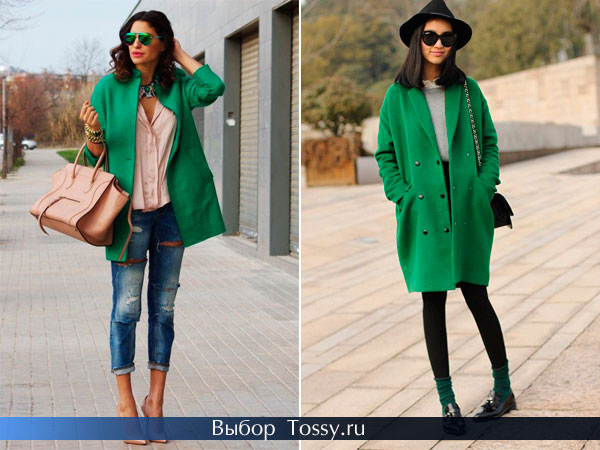 Женские пальто в ретро стиле