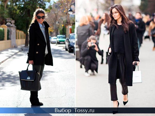 Фото женских пальто 2014