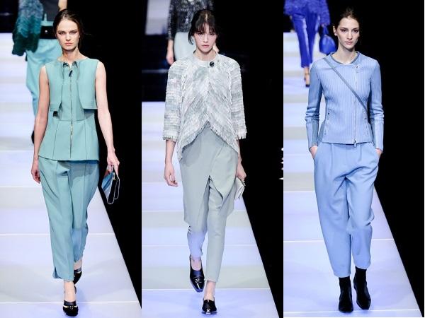 d98cd56c8ab Обзор коллекции женской одежды осень-зима 2015 Giorgio Armani - фото