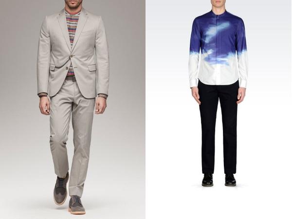 Рубашки Армани Коллекциони
