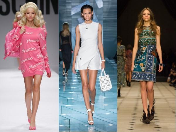Самые стильные платья 2015