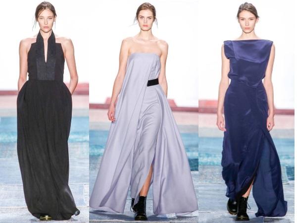 Isabell de Hillerin  платья вечерние