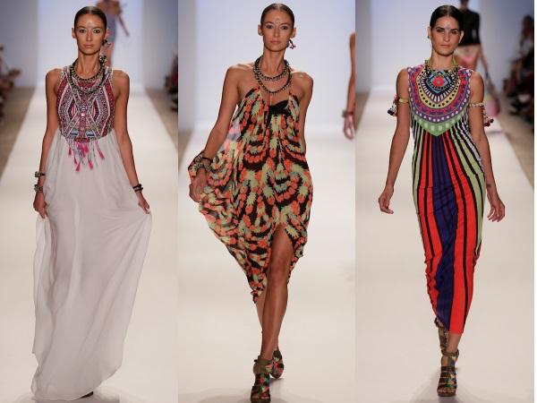платья с завышенной талией Mara Hoffman