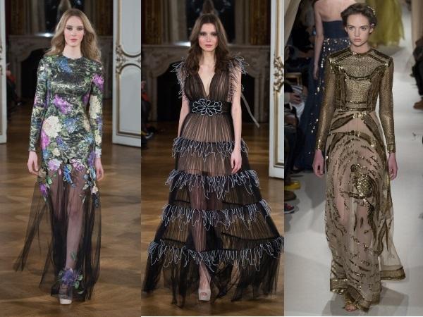 вечерние платья Yanina, Valentino
