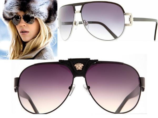 очки-- авиаторы