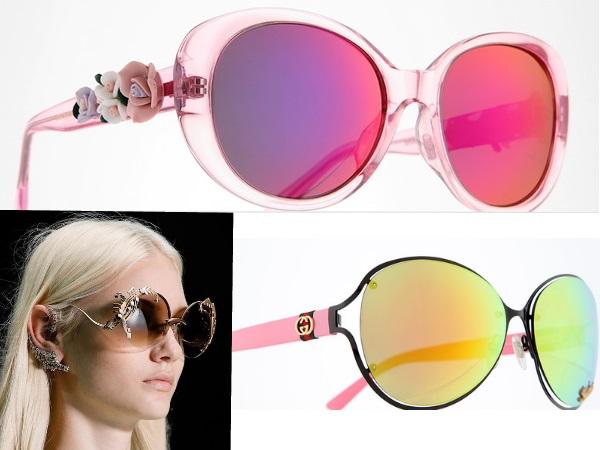 очки- стрикоза