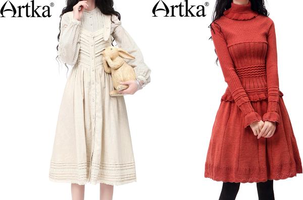 Платья от Артка